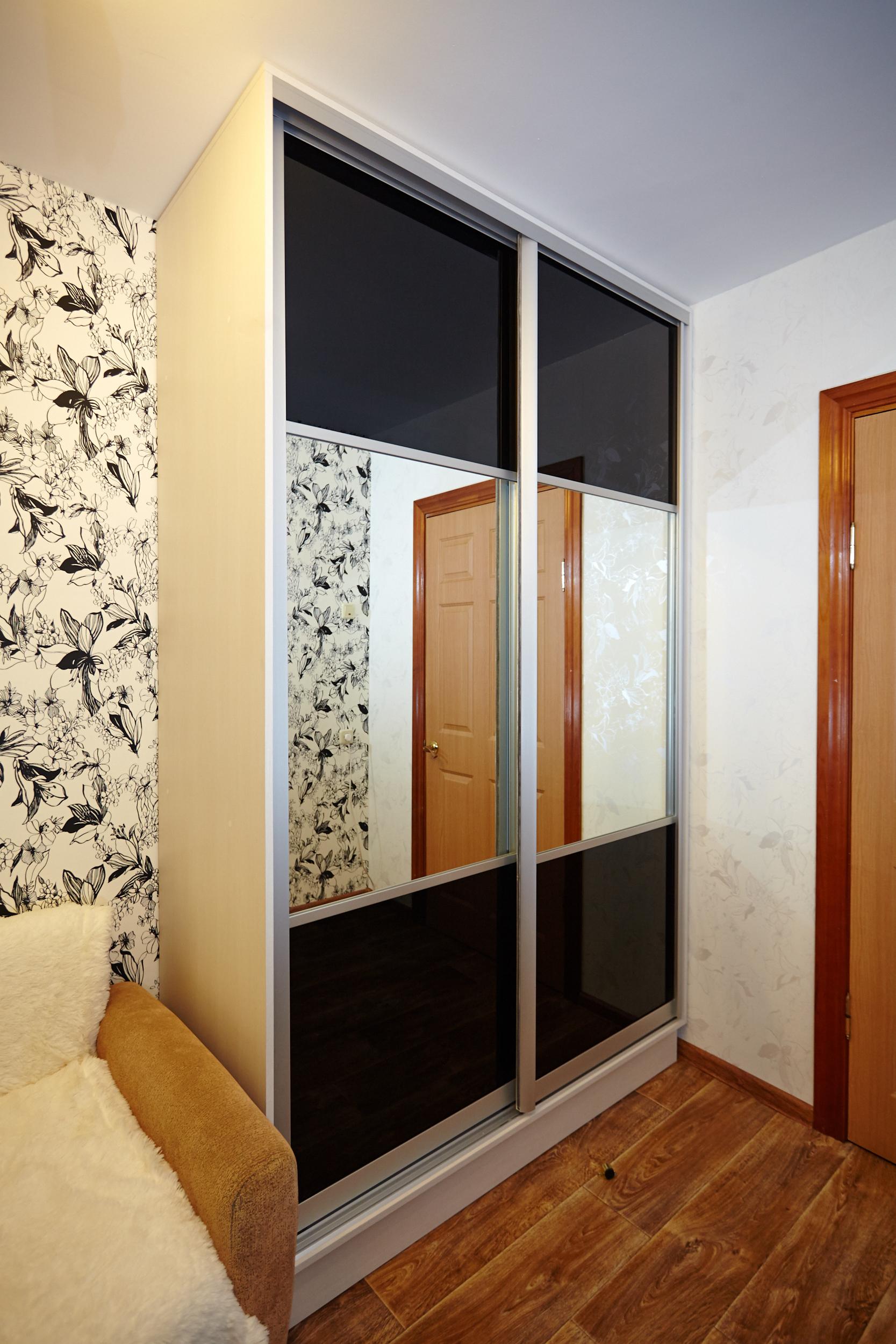 Шкафы купе на заказ во Владивостоке Умная Мебель